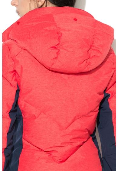 ROXY Geaca sport cu gluga si garnitura din blana sintetica Femei