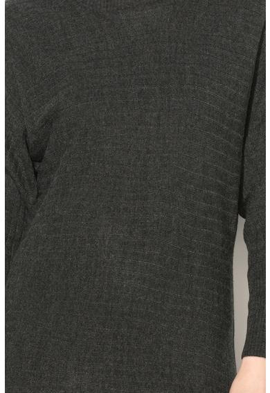JdY Rochie tricotata fin cu decolteu rotund Blues Femei