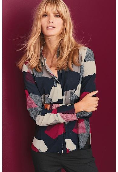 NEXT Camasa cu model geometric Femei