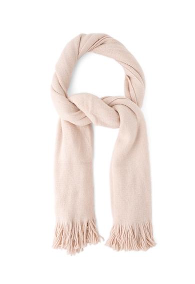 Subdued Esarfa tricotata cu insertii din lurex Femei