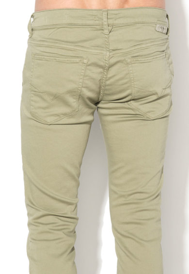 GUESS JEANS Pantaloni chino super skinny Adam Barbati