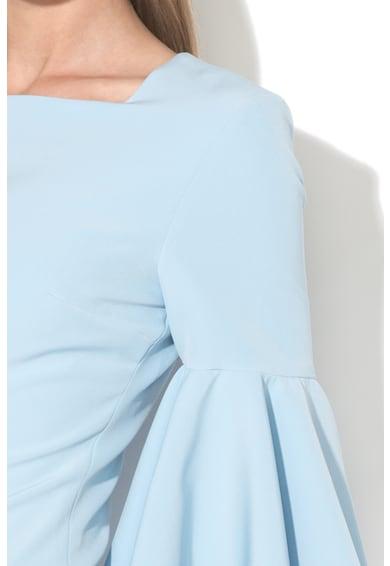 NISSA Rövid szűk fazon ruha bővülő ujjakkal női