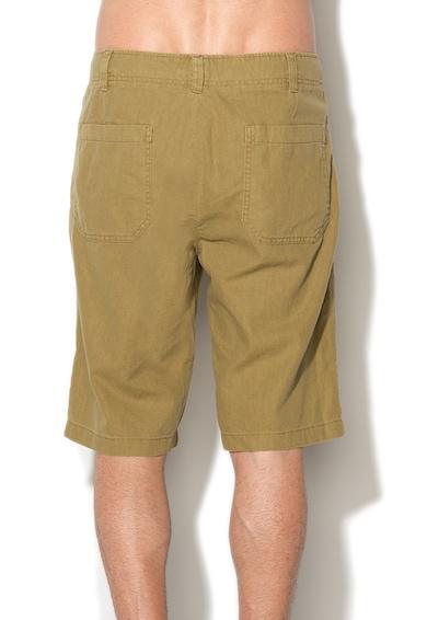 Esprit Pantaloni bermude verde oliv Barbati