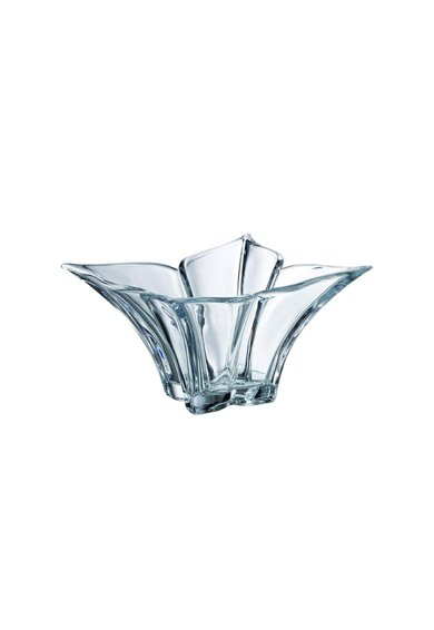 Bohemia Bol  Crystalite Florale, 36 cm Femei