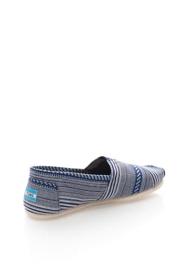 TOMS Pantofi slip-on cu broderie Barbati