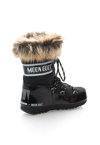 Moon Boot Ghete cu garnitura din blana sintetica Femei