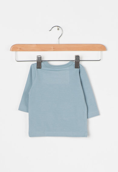 NAME IT Bluza albastru azur cu imprimeu Kaare Baieti