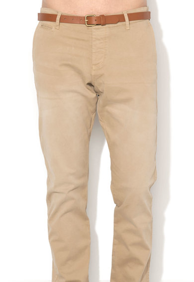 Jack&Jones Pantaloni bej regular fit Cody Barbati