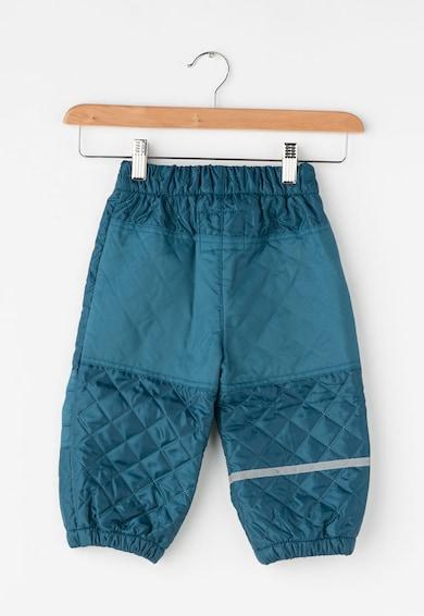CeLaVi Set albastru petrol de jacheta si pantaloni matlasati Fete