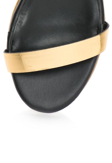 Gioseppo Sandale auriu cu bej deschis Calme Femei