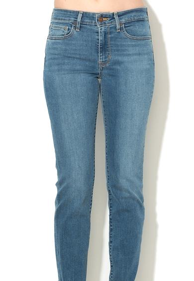 Levi's Jeansi albastri slim fit 712 Femei