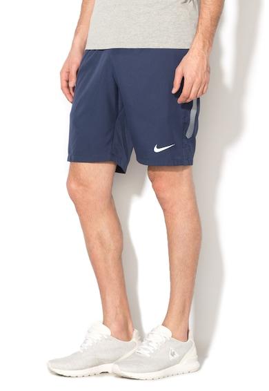 Nike Bermude cu imprimeu logo, pentru tenis Barbati