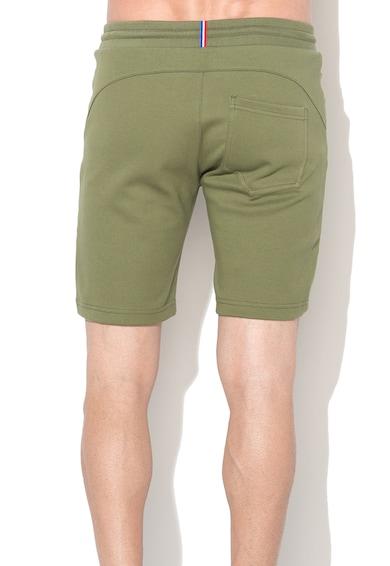 Le Coq Sportif Pantaloni scurti sport verde oliv Barbati