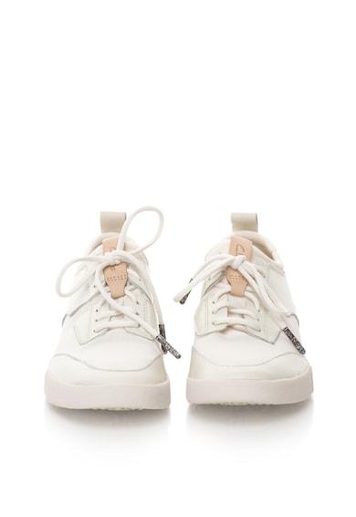 Clarks Pantofi sport alb fildes Tri Soul Femei