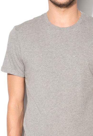 Levi's Set de tricouri slim fit alb cu gri - 2 piese Barbati