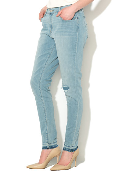 Levi's Jeansi bleu super skinny 710 Femei