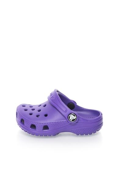 Crocs Saboti slingback violet Baieti