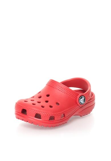Crocs Saboti slingback rosii Classic Baieti
