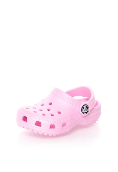 Crocs Sandale slingback roz deschis Classic Baieti