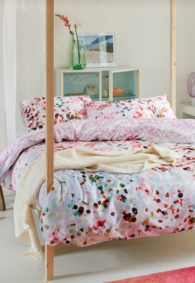 Esprit Lenjerie de pat cu imprimeu Coral, Multicolor Femei