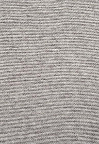 Ibena Ibena Patura gri melange din amestec de lana Genua 150X200 Femei