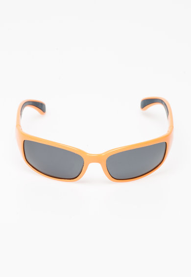 Polaroid Ochelari de soare oranj cu lentile polarizate Fete