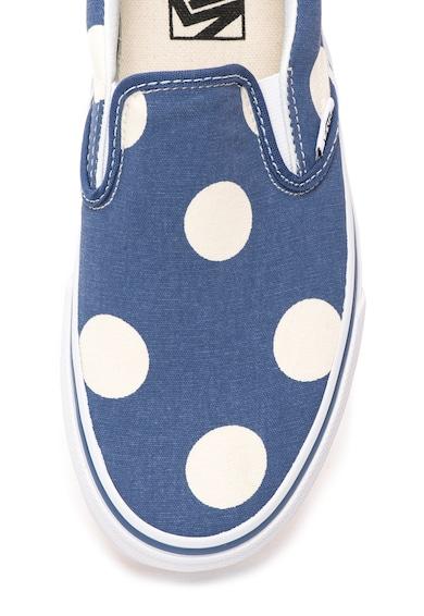 Vans Pantofi slip-on bleumarin cu buline Classic Barbati
