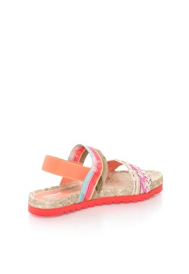 DESIGUAL Sandale multicolore Formentera Femei
