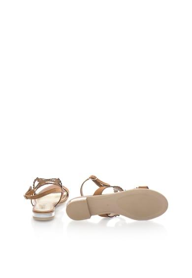 Zee Lane Sandale de piele intoarsa cu decoratiuni Femei