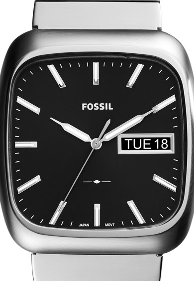 Fossil Ceas argintiu Barbati