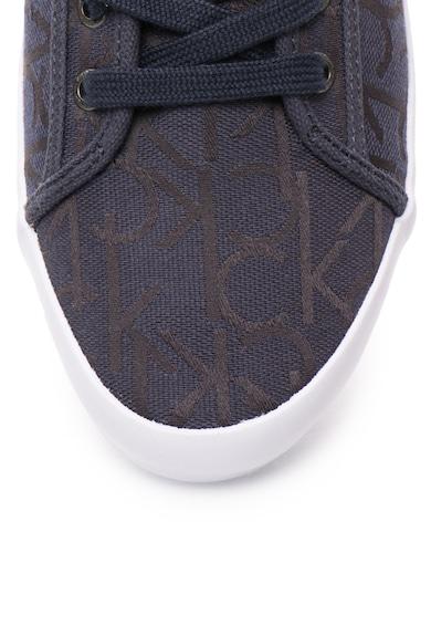 Calvin Klein Jeans Tenisi bleumarin cu model logo Fallon Barbati