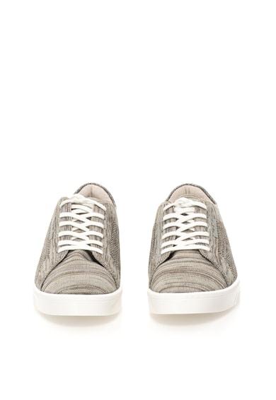 Calvin Klein Pantofi sport gri melange Ilene Femei