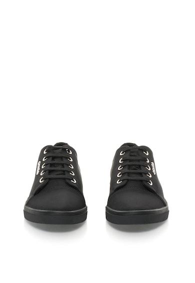 Calvin Klein Pantofi sport negri cu detaliu logo Hamilton Femei