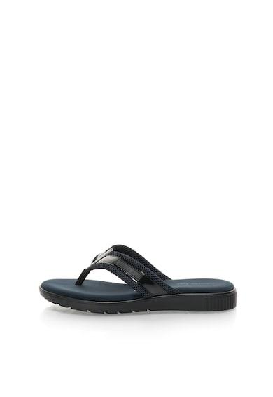 Calvin Klein Jeans Papuci flip-flop bleumarin cu negru Mahal Femei