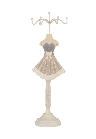 Clayre & Eef Suport pentru bijuterii cu design balerina Femei