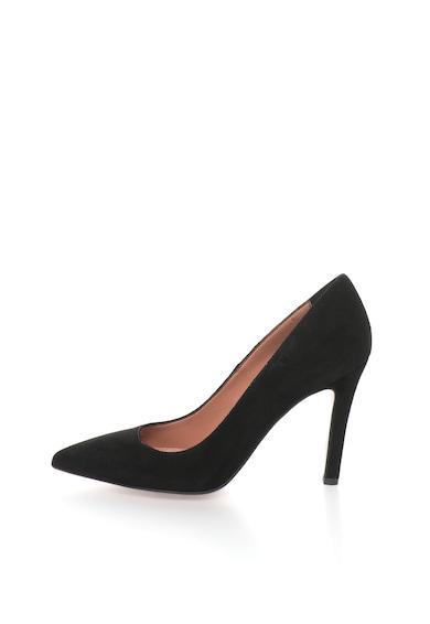 Zee Lane Pantofi stiletto de piele intoarsa cu varf ascutit Anne Femei