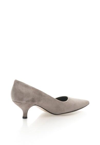 Zee Lane Pantofi de piele intoarsa cu varf ascutit si toc kitten Only Femei