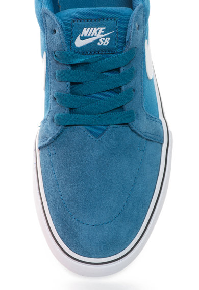 Nike Pantofi sport de panza si piele intoarsa Sb Satire II Barbati