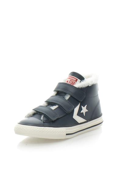 Converse Pantofi sport inalti de piele Star Player Fete