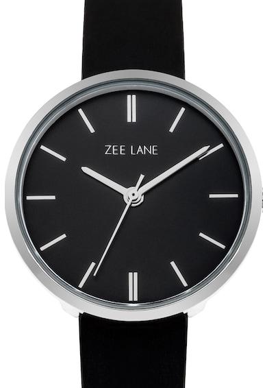 Zee Lane Ceas cu o curea de silicon Femei