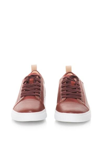 Clarks Pantofi sport de piele Glove Echo Femei