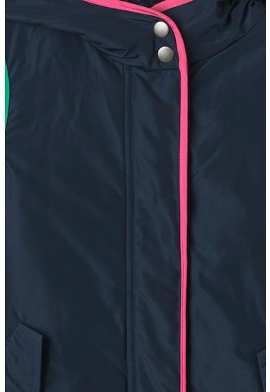 United Colors of Benetton Jacheta impermeabila cu vatelina Fete