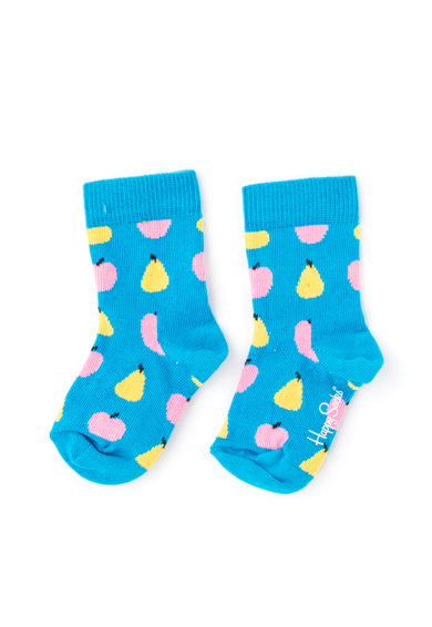 Happy Socks Sosete cu imprimeu cu fructe Fete