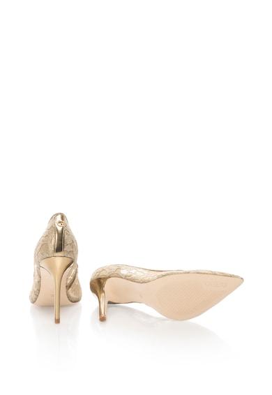 Guess Pantofi stiletto de dantela Femei