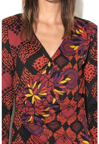 DESIGUAL Rochie din jerseu petrecuta Gaelle Femei