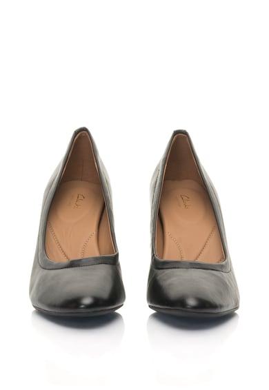 Clarks Pantofi de piele Chryssa Ari Femei