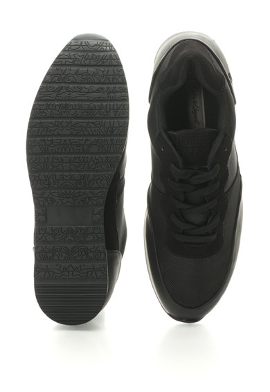 Gioseppo Pantofi sport din material textil si piele sintetica Barbati