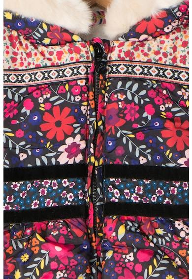 DESIGUAL Jacheta cu imprimeu floral Setter Fete