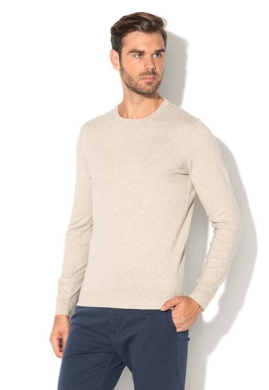 Esprit Pulover tricotat fin cu decolteu la baza gatului Barbati
