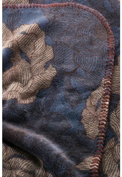 Undercolors of Benetton Patura din fleece cu imprimeu floral Femei